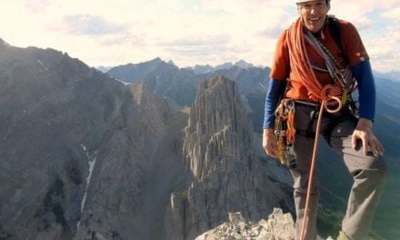 Remembering climbing rescue legend Tim Auger …