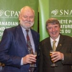 The Harkin Conservation Award honours Cliff White …