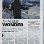 """""""An Ageless Wonder"""" article about retired Park Warden, John Wackerle …"""